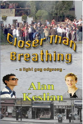 Closer Than Breathing: A Light Gay Odyssey (Paperback)