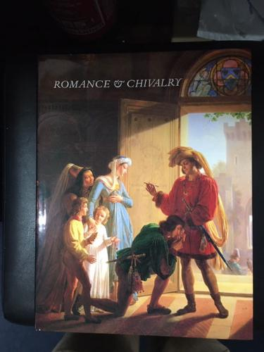 Romance and Chivalry: History and Literature Reflected in Early Nineteenth Century French Painting (Hardback)