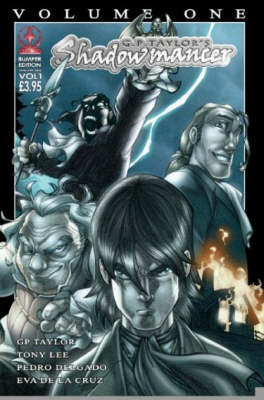 Shadowmancer: Bi-monthly Issue 1 (Paperback)