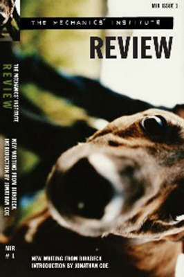 The Mechanics' Institute Review (Paperback)