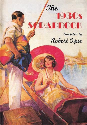 1930s Scrapbook (Hardback)