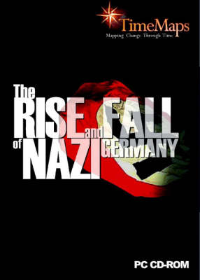 TimeMaps the Rise and Fall of Nazi Germany (CD-ROM)