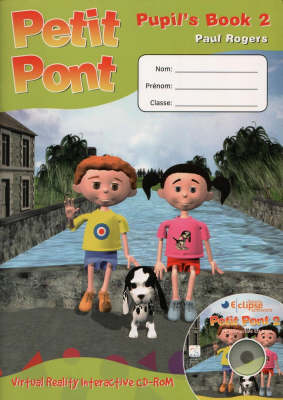 Petit Pont: Pupils Book Pt. 2 (Paperback)