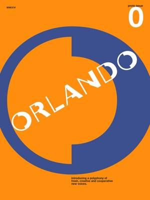 Orlando: A Polyphony of Fresh, Creative and Cooperative New Voices (Paperback)