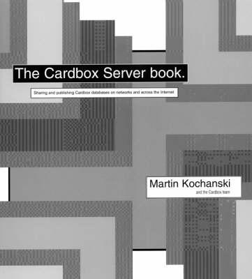 The Cardbox Server Book (Paperback)