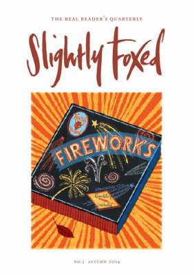 Slightly Foxed: No. 3: Sharks, Otters and Fast Cars (Paperback)