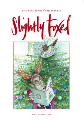 Slightly Foxed: No. 8: Cooking with a Poet (Paperback)