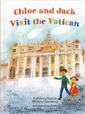 Chloe and Jack Visit the Vatican (Hardback)
