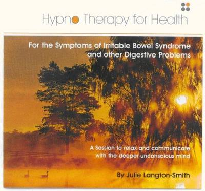 Hypnotherapy for the Symptoms of Irritable Bowel Syndrome and Other Digestive Problems - Hypnotherapy for Health (CD-Audio)