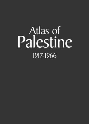 Atlas of Palestine, 1917-1966 (Leather / fine binding)