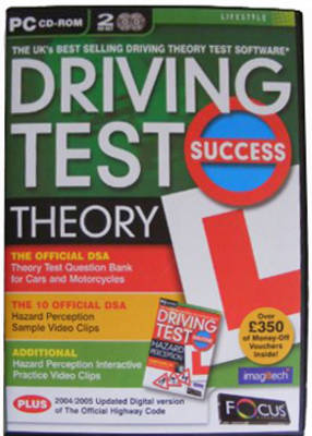 The Theory Test (Paperback)