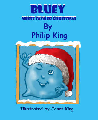 Bluey Meets Father Christmas (Paperback)