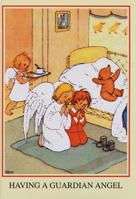 Having a Guardian Angel (Paperback)