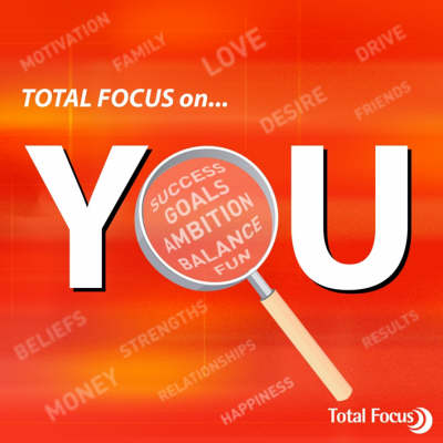 Total Focus on You (CD-Audio)