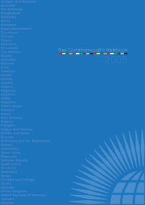 The Commonwealth Yearbook 2005 (Paperback)