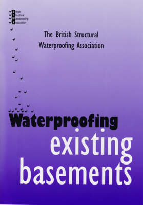 Waterproofing Existing Basements (Paperback)