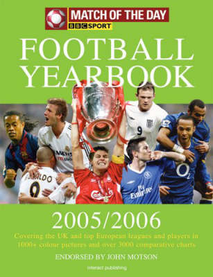 The Match of the Day Football Yearbook 2005/2006: The Most Comprehensive Football Yearbook (Paperback)