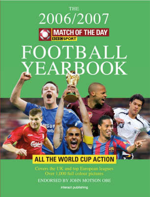 Match of the Day Football Yearbook 2006-7: Your Complete Preview to the Teams, Players and Games This Summer (Paperback)