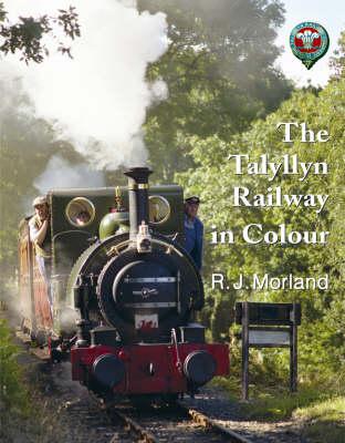The Talyllyn Railway in Colour (Hardback)