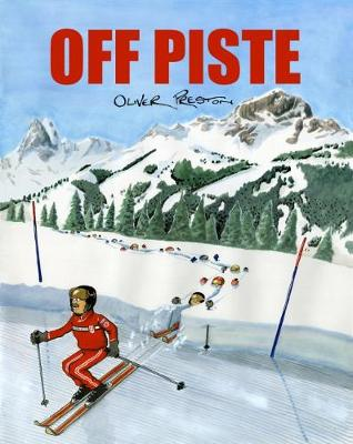 Off Piste: Cartoons (Hardback)