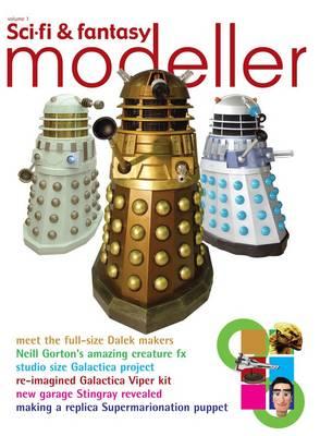 Sci-fi and Fantasy Modeller: v. 1 (Paperback)