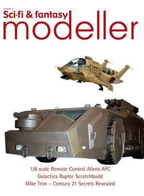 Sci-fi and Fantasy Modeller: v. 3 (Paperback)