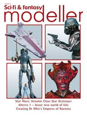 Sci-fi and Fantasy Modeller: v. 6 (Paperback)