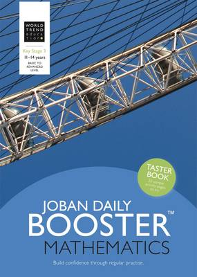 Joban Daily Maths Booster: Taster Book - Daily Booster Books S. (Paperback)