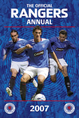 Official Rangers FC Annual 2007 2007 (Hardback)