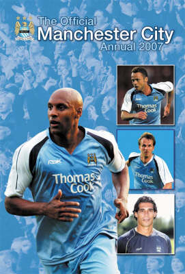 Official Manchester City FC Annual 2007 (Hardback)