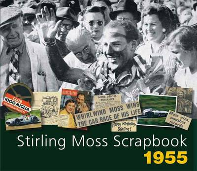 Stirling Moss Scrapbook 1955 (Hardback)
