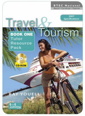 Travel and Tourism for BTEC National Award, Certificate and Diploma: Tutor's CD-ROM Bk. 1 (CD-ROM)