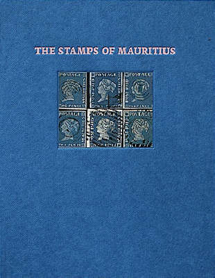 The Stamps of Mauritius (Hardback)