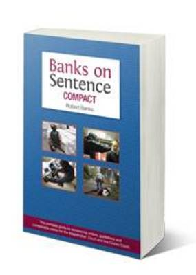 Banks on Sentence Compact 2011 (Paperback)