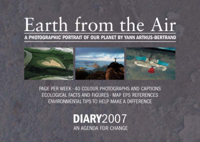 Earth from the Air Agenda for Change 2007 (Spiral bound)