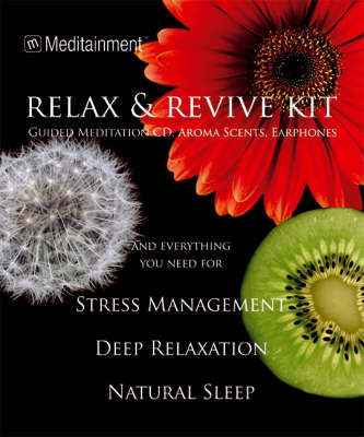 Relax and Revive - Meditainment Audio CD Series (CD-Audio)