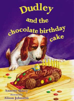Dudley and the Chocolate Birthday Cake (Paperback)