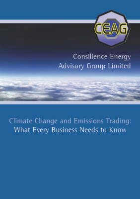 Climate Change and Emissions Trading: What Every Business Needs to Know (Spiral bound)