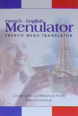 Menulator: French-English (Paperback)