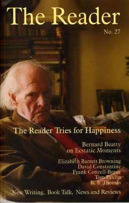 The The Reader: The Reader Tries for Happiness The Reader Tries for Happiness v. 27 - Reader (University of Liverpool) 27 (Paperback)