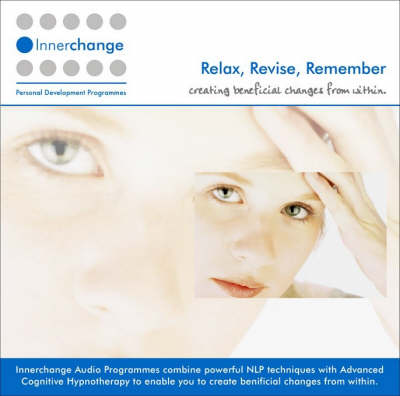 Relax, Revise Remember (CD-Audio)