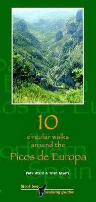 Northern Spain: 10 Circular Walks Around the Picos De Europa - Black Bee Walking Guides S. (Paperback)