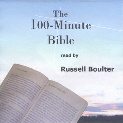 The 100-minute Bible (CD-Audio)