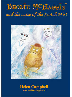 Brodie McHaggis and the Curse of the Scotch Mist (Paperback)