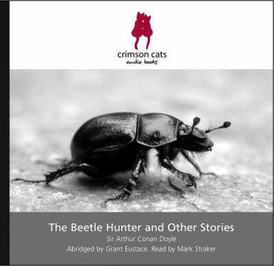The Beetle Hunter and Other Stories (CD-Audio)