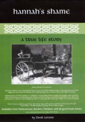 Hannah's Shame: True Life Story (Paperback)