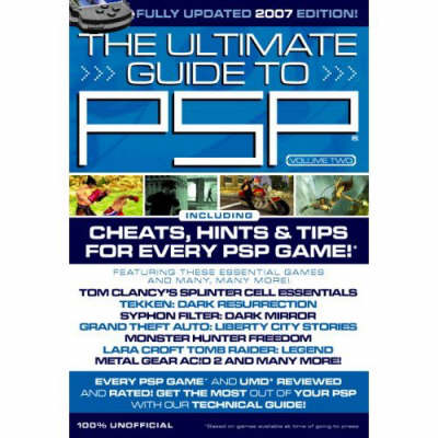 The Ultimate Guide to PSP: v. 2 (Paperback)