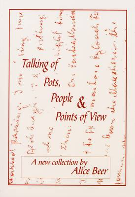 Talking of Pots, People and Points of View (Paperback)