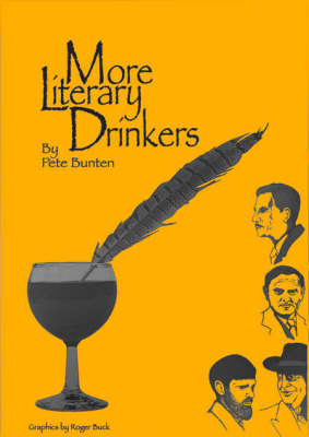 More Literary Drinkers (Paperback)