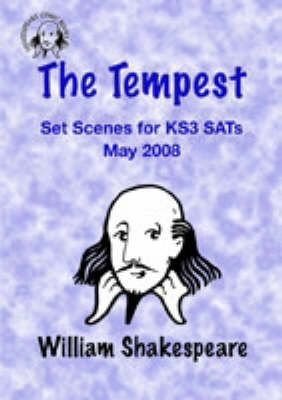 """""""The Tempest"""": Set Scenes for KS3 SATs May 2008 - Shakespeare Comic Book Series (Paperback)"""